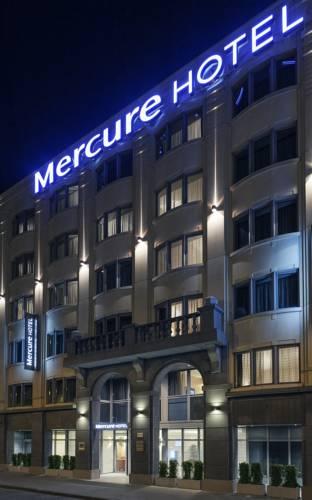Mercure Hotel Brussels Centre Midi | Uptown Vagabond