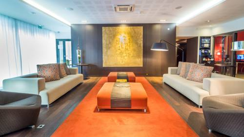 Hipark design suites grenoble uptown vagabond for Hotel design grenoble